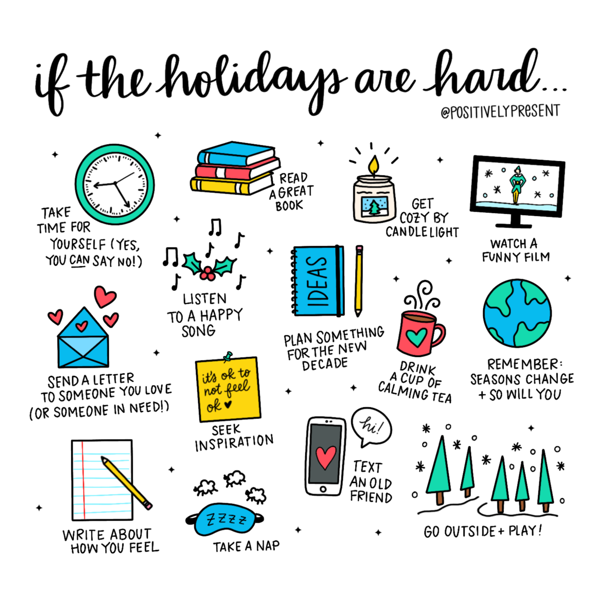holidays are hard