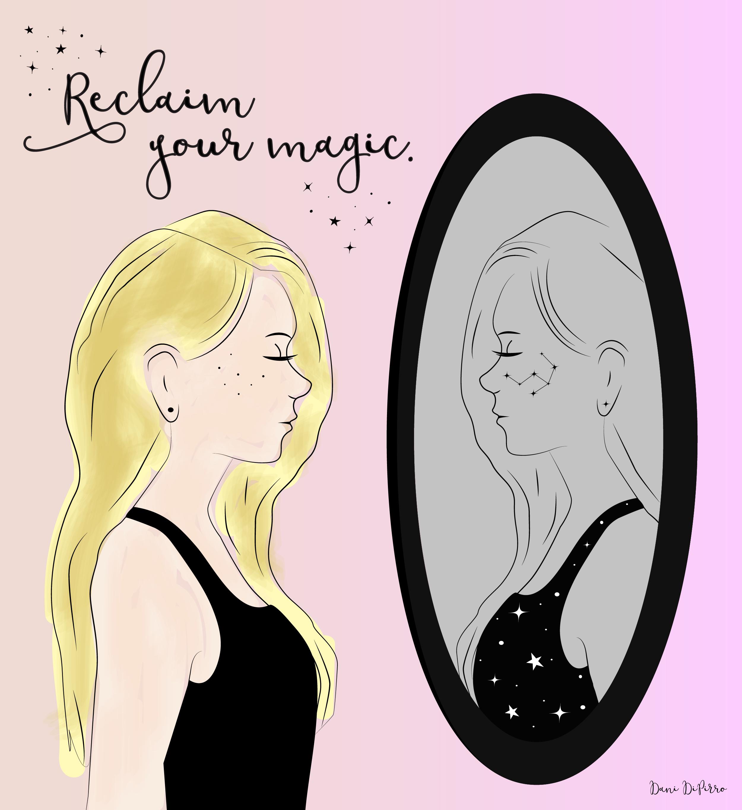 reclaim magic