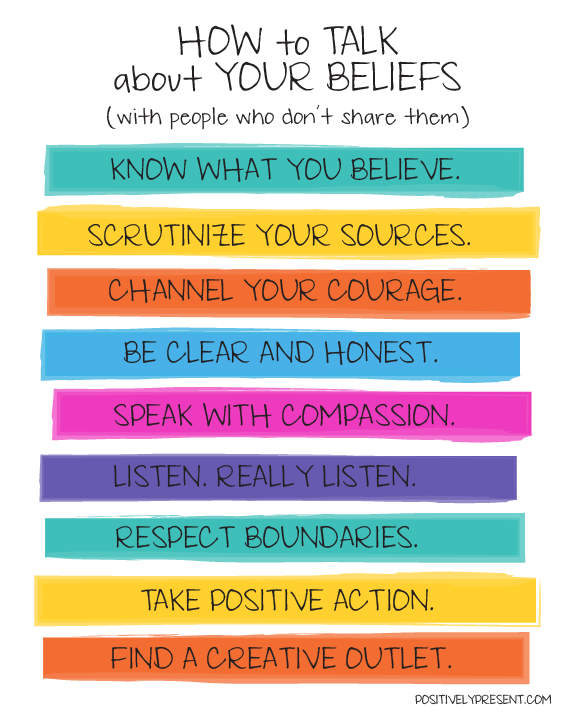 positively present beliefs