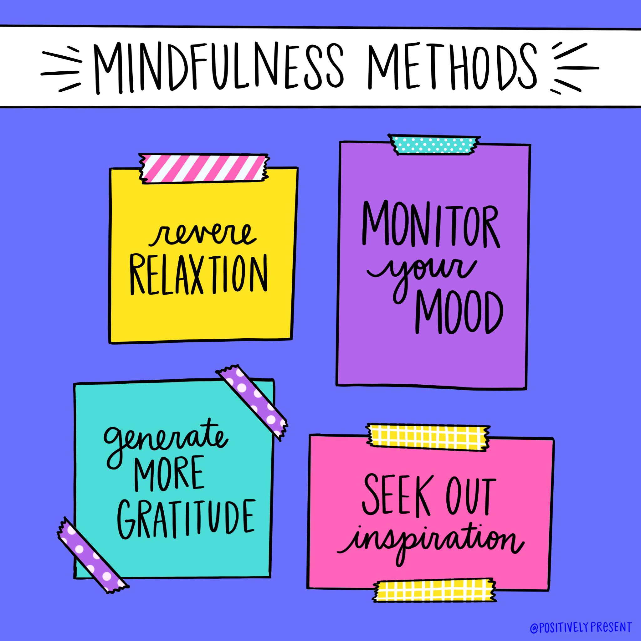 mindfulness methods
