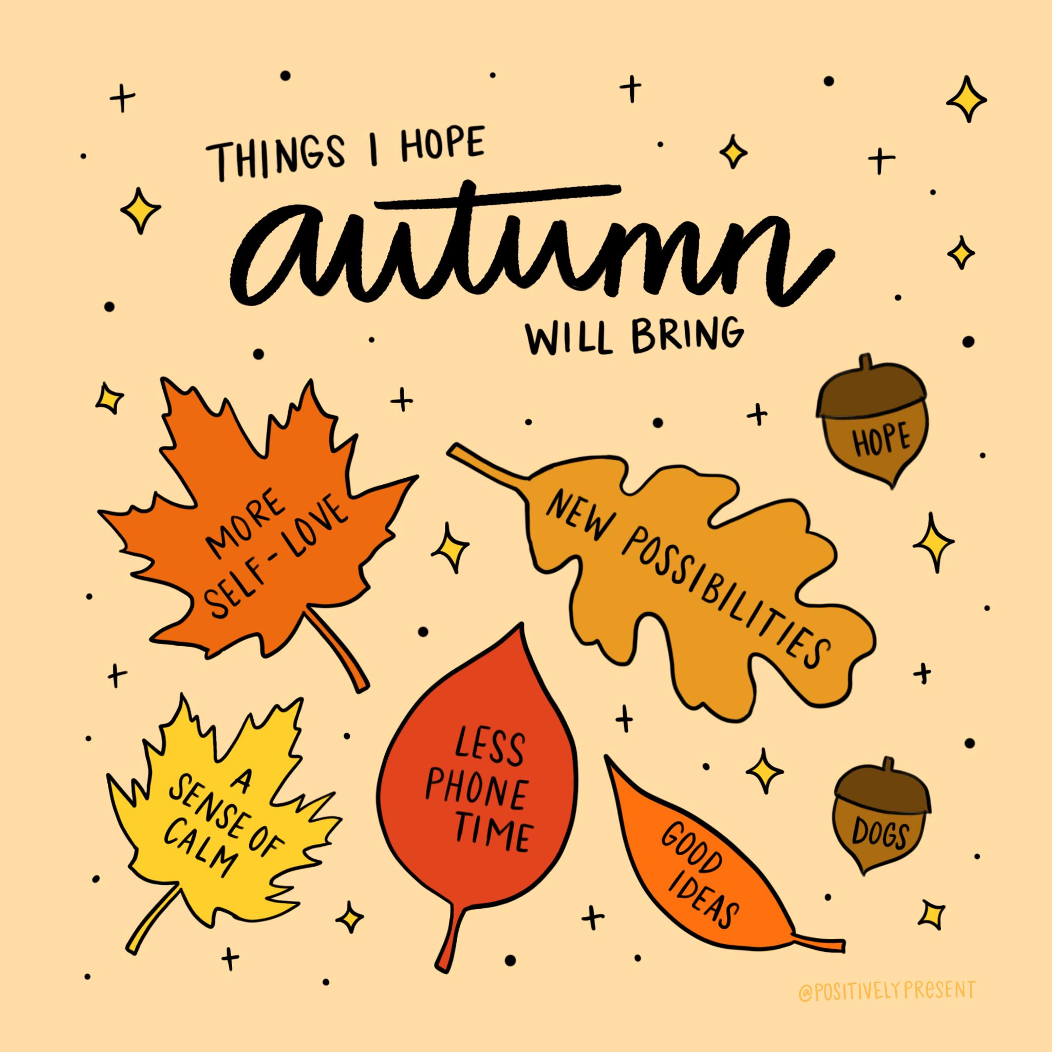 autumn hopes