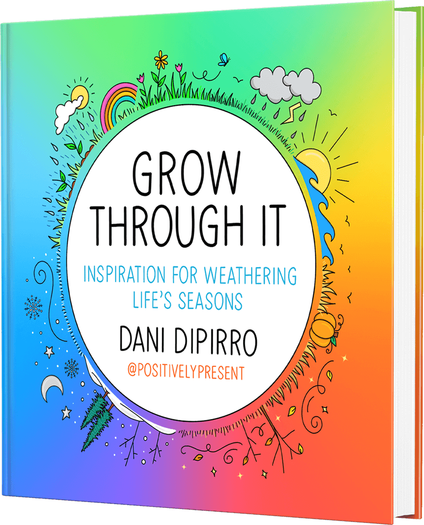 Grow Through It Book