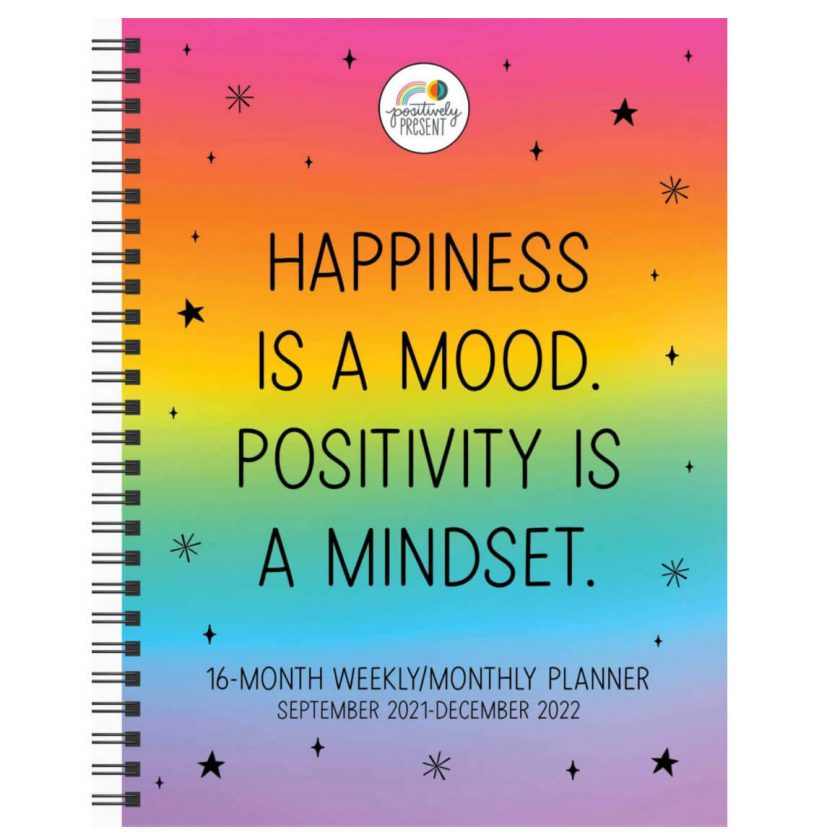 Happiness is a Mood Planner
